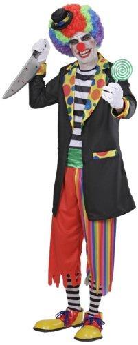 Imagen de widman  disfraz de halloween payaso malvado para hombre, talla xl w3794 xl  alternativa