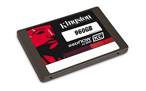 Kingston SSDNow KC310 960GB Details