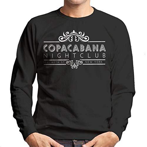 Cloud City 7 Copacabana Nightclub Men's Sweatshirt (Lola Das Showgirl)