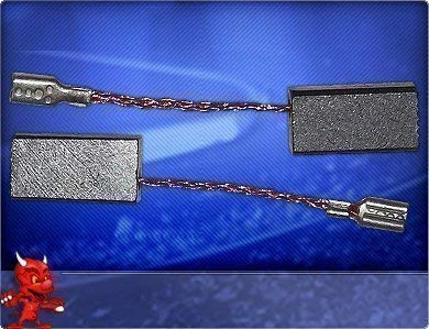 Kohlebürsten für Kress Bohrmaschine 700 PSE, 750 PSE, 750 PXC, 900 PSH, APH 240, 240 PAH