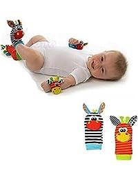 Chaussettes pour Bébé enfant Hochets éducatifs Jouets