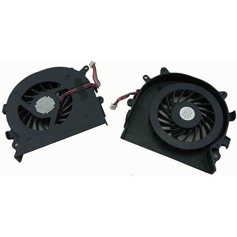 Marca Nueva CPU ventilador de refrigeración para Sony VAIO pcg-71211l PCG-71211M PCG-71212M PCG-
