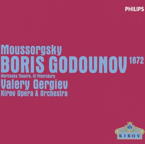 Moussorgsky: Boris Godounov (1...