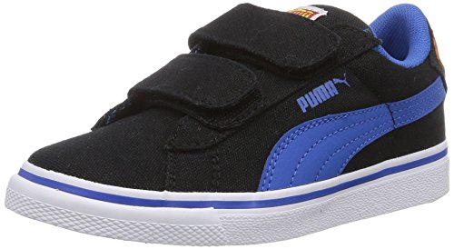 Puma Vulc CVS Superman V Kids, Sneakers basses mixte enfant