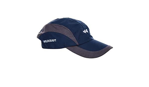Wildcraft Hypacool Sun Cap - Navy Blue  Amazon.in  Clothing   Accessories 60ec1ac71afd