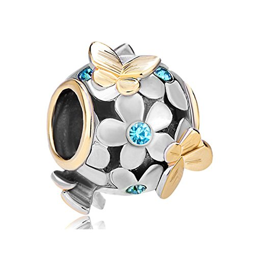 uniqueen-jewellery-new-style-butterfly-flower-charms-beads-with-crystal-sale-cheap-bead-fit-pandora-