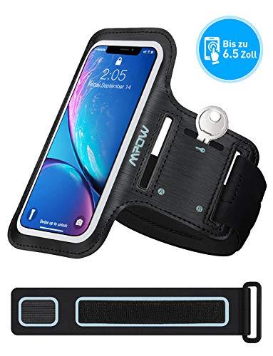 f/ür /Übung Joggen Newppon Fitness Sportarmband 180 Drehbares Handyh/ülle mit Schl/üssel f/ür iPhone XS Max XR X 8 7 6 6S Plus Samsung Galaxy S9 S9 S8 S7 S6 Edge Note 8 Google Pixel LG