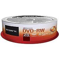 Sony 25DMW47SP Rohling Transparent/Weiß