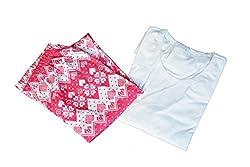 Ladies Printed Brushed Cotton Pyjamas & Vest Top Sizes: 8-14 Many Styles