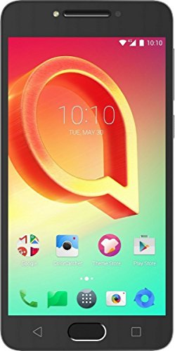 Alcatel A5 LED 5085I (Metallic Silver)
