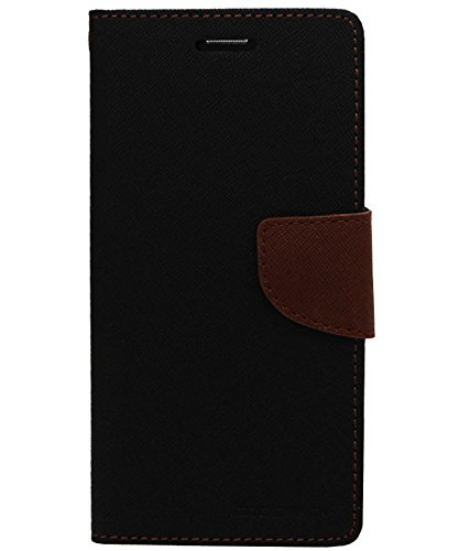 Mercury Goospery Flip Cover For Samsung Galaxy Grand Duos I9082 - Black & Brown  available at amazon for Rs.165