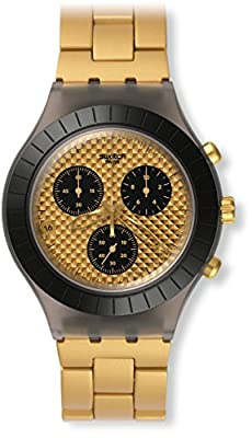 Watch Swatch Diaphane Chrono SVCM4010AG DESERT SANDS de Swatch