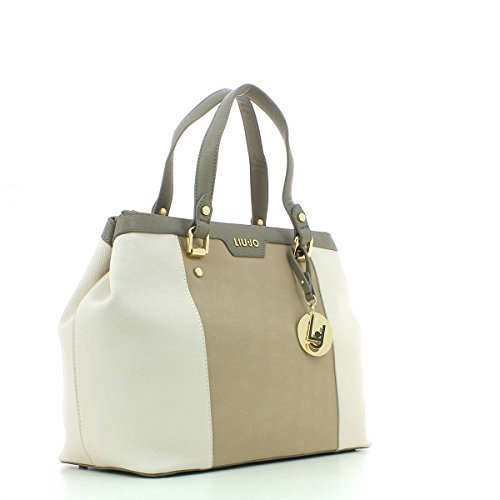 Liu Jo Shopping Zip Cannes Shopper Tasche 15 cm champ