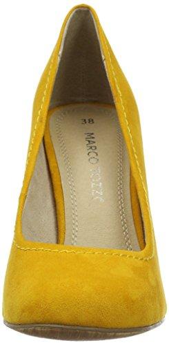 Marco Tozzi 22425, Chaussures à talons - Avant du pieds couvert femme Orange (Mango 637)