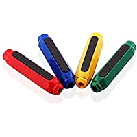 4 Piezas de plástico de la Pizarra de Tiza Ajustable del sostenedor del Clip de Tiza