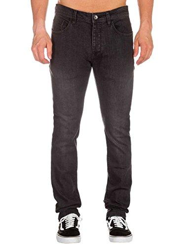Herren Jeans Hose Animal Pelus Jeans Mid Wash