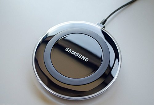 Samsung EP-PG9201 Wireless Charging Pad for Galaxy S6 and Note 4 (Black)