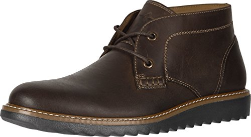 Dockers Mens Gates Leather Smart Series Dress Casual Chukka Boot Shoe -