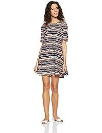 Elle by Unlimited Women's Pencil Midi Dress