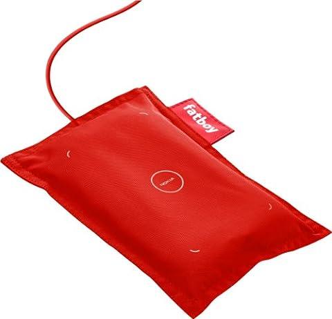 Nokia DT-901 Kabelloses Ladekissen (geeignet für Lumia 820/920 von Fatboy) rot
