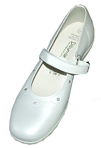 Helgas Modewelt , Ballerines pour fille astrale weiß