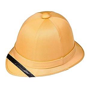 WIDMANN 01887 Sombrero Colonial Unisex - Adulto, Beige, Talla Única