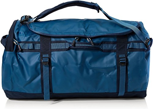 The North Face Base Camp Duffel Reisetasche - Gröβe Large, Uni Base Camp Duffel Reisetasche - Gröβe Large, Monterey Blue/Urban Navy,Einheitsgröße EU (Duffle Large)