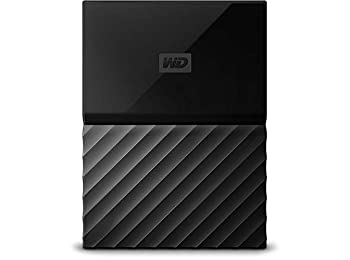 WD 4TB My Passport Taşınabilir Harici Hard Disk - USB 3.0 - WDBYFT0040BBK-WESN