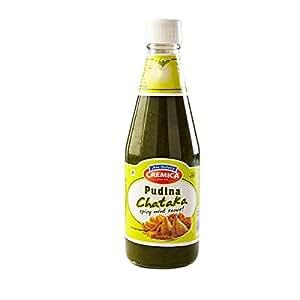 Cremica Sauce Pudina Chataka, 460g