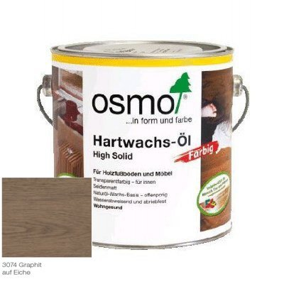Osmo-Hartwachsöl''Farbig'' 3074 0,750 L
