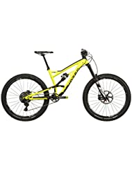 "VOTEC VE Elite - Enduro Fully 27,5"" - lime yellow/black matt Tamaño del cuadro S / 40,5 cm 2017 MTB doble suspensión"