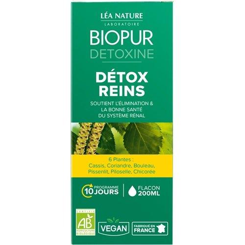 BIOPUR Kit Cocktail Détox Reins