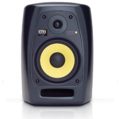 KRK VXT8 - Altavoces (Negro, 100-240 V, 50-60 Hz, Mesa/estante, Montar en...