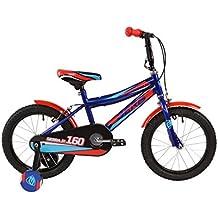 Bicicleta Infantil JUNIOR de Niño Montaña Mountain Bike MTB con Ruedines 5422082