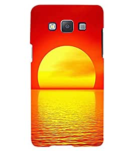 GADGET LOOKS PRINTED BACK COVER FOR Samsung Galaxy A5 MULTICOLOR