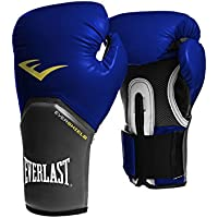 Everlast 2300BL12 - Guante de boxeo elite, color azul