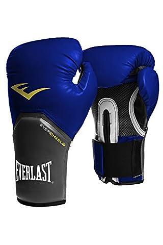 Everlast 2300 Pro Style Elite Gloves Gants de boxe XXL Bleu - bleu