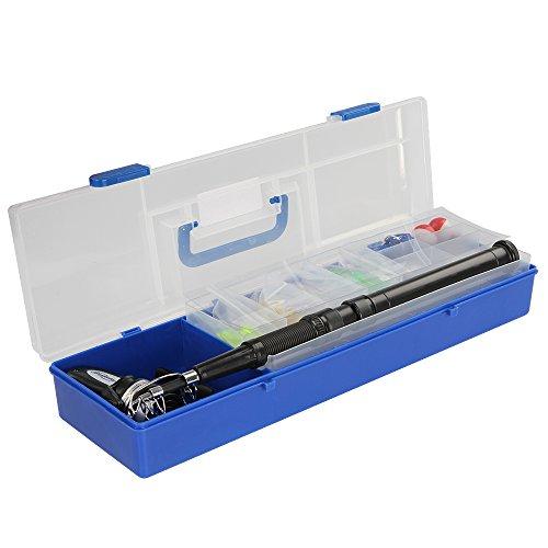 Physionics Jago-angs02-Fischerei-Kit mit Koffer und 70Teile