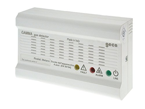 Rivelatore gas GAMMA 654-O/METANO GECA 36540848