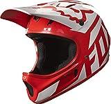 Fox Rampage Race Downhill Helm XL (61/62) Rot/Weiß