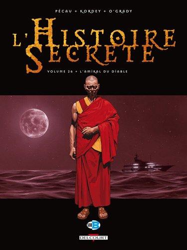 Histoire secrète T26 L'amiral du diable