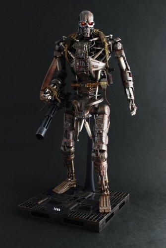 Movie Masterpiece Terminator 4 T-600 (1/6 scale figure) (japan import) 5
