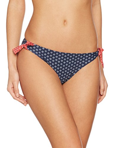 ESPRIT Bodywear Damen Orlando Beach Mini Bikinihose, Blau (Navy 400), 38