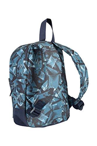 Zakti Kids Geo Triangle Backpack Dreieck geometrisch