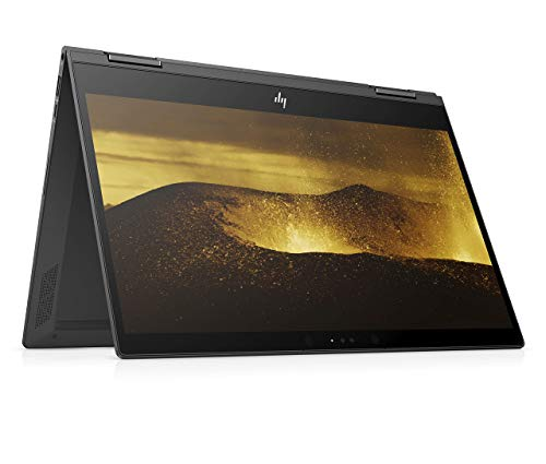 HP ENVY x360 13-ag0002na 13.3 Inch FHD Touch-Screen Convertible Laptop - (Black) (Certified Refurbished)