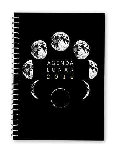 Agenda lunar 2019 (SIN COLECCION)