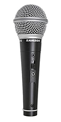 Samson R 21S Dynamic Microphone with Switch