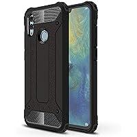 FLHTZS Funda Huawei P Smart (2019) Carcasa Caja de teléfono móvil, combinación TPU