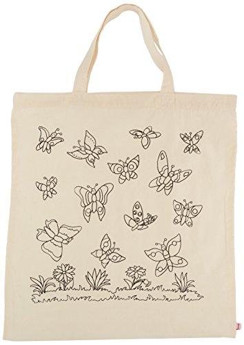Baumwollbeutel-Schmetterlinge
