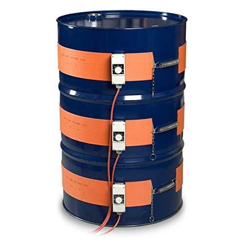 Multitanks - Chauffages de Fûts en Silicone 0-120ºC - 200 litres par  Multitanks
